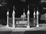 English Coronation Stone Photographic Print