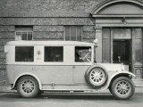 Mab Ambulance, London Photographic Print by Peter Higginbotham