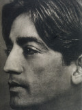 Indian Spiritual Teacher, Jiddu Krishnamurti (1895-1985) Photographic Print