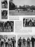 Page Devoted to Scenes of Worplesdon Golf Club During the 1960s Photographic Print