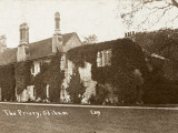Priory at Odiham, Hampshire - the Remains of the Old Guest House Photographic Print