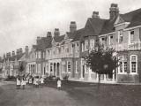 Poplar Union Schools, Essex Photographic Print by Peter Higginbotham