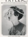 Nancy Mitford Photographic Print