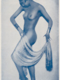 Josephine Baker Folies Bergere Dancer Photographic Print