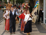 Folklore Group in Funchal, Madeira Photographic Print
