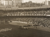 Polo Grounds, New York Photographic Print