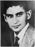 Franz Kafka Czech Writer Photographic Print