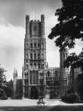 Ely Cathedral Photographic Print