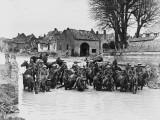 British Cavalry 1917 Photographic Print by Robert Hunt