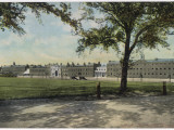 Distant View of the Royal Artillery Barracks at Woolwich, South-East London Photographic Print