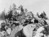 German Troops Battle with Red Troops in Helsinki, Finland During World War I Photographic Print by Robert Hunt
