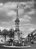 Banbury Cross 1950s Photographic Print
