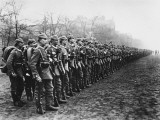 German Reserve Troops WWI Photographic Print by Robert Hunt