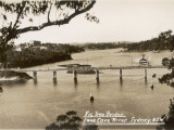 Fig Tree Bridge over the Lane Cove River, Sydney, New South Wales, Australia Photographic Print