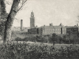 County Asylum, Newport, Isle of Wight Photographic Print by Peter Higginbotham