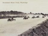Brooklands Motor Racing Photographic Print