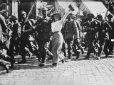 German Mobilisation During World War I Photographic Print by Robert Hunt