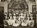 Laundry Staff at Whittingham Asylum, Near Preston, Lancs Photographic Print by Peter Higginbotham