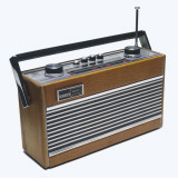 A Trendy Roberts 'R' Portable Radio Photographic Print
