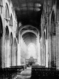 Selby Abbey, 1906 Photographic Print
