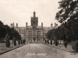 North Wales Lunatic Asylum, Denbigh, North Wales Photographic Print by Peter Higginbotham