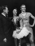 Margot Fonteyn and Rudolph Nureyev Photographic Print