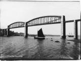 Royal Albert Bridge, River Tamar, Saltash, Corwall Photographic Print