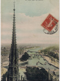 Paris, Seine 1912 Photographic Print