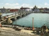 Nikolaevsky Bridge, St Petersburg, Russia Photographic Print