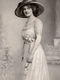 Lily Elsie (1886-1962) Photographic Print by Vanessa Wagstaff