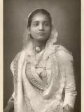Maharani of Kutch Behar Photographic Print