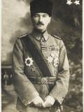 Mustafa Kemal Ataturk (1881 - 1938) Papier Photo