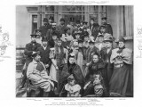 Royal Group at Palais Edinburgh, Coburg Photographic Print
