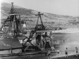 Parc Colliery, at Cwm Parc in the Rhondda Valley Photographic Print by Henry Grant