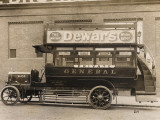 London General 'B' Type Bus Photographic Print