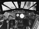 Concorde's Cockpit Photographic Print