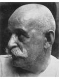 Georgei Ivanovitch Gurdjieff Russian Spiritual Leader Photographic Print