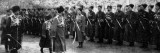 Inspecting Cossack Troops Photographic Print
