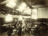 Kensington and Chelsea District School, Shoemaker's Shop Photographic Print by Peter Higginbotham