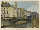 Nantes: L'Erdre - Fotografik Baskı