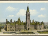 Ottawa: Houses of Parliament Photographie