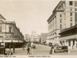 Forrest Place, Perth, Western Australia, 1910 Photographic Print