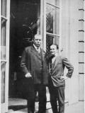 Conan Doyle/Houdini/Auto Photographic Print