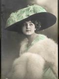 Merry Widow Hat Fotografie-Druck