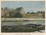 Nantes: the Chateau Photographic Print