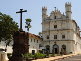 Church of St Francis of Assisi, Old Goa, India Photographic Print