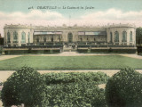 A View of the Casino and Gardens at Deauville, France Photographic Print