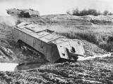 French Tank WWI Photographic Print by Robert Hunt