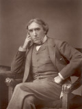 Sir Henry Irving, English Victorian Actor-Manager Photographic Print