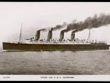 Cunard Line R.M.S. Mauretania Photographic Print